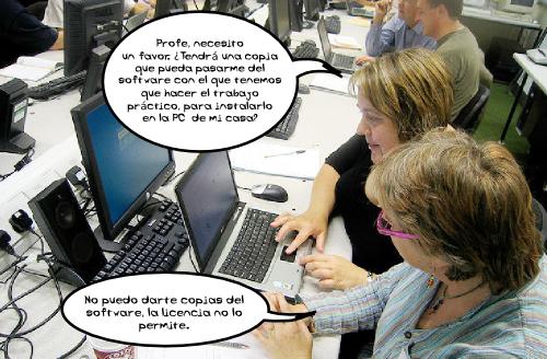 """Obra derivada de """"comic reflection workshop"""". Ben Dalton. CC by sa"""